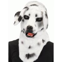 Dalmation Dog Mouth Mover Mask