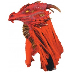 Brimstone Red Dragon Premiere Mask Scifi Collector  Scifi Toys, Collectibles, Games | Movies, TV, Marvel, Star Wars, Star Trek, Firefly