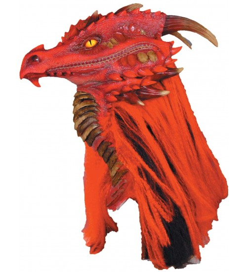 Brimstone Red Dragon Premiere Mask at Scifi Collector,  Scifi Toys, Collectibles, Games | Movies, TV, Marvel, Star Wars, Star Trek, Firefly