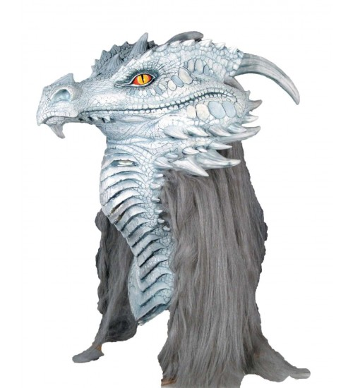 Ancient Frost Dragon Premiere Mask at Scifi Collector,  Scifi Toys, Collectibles, Games | Movies, TV, Marvel, Star Wars, Star Trek, Firefly