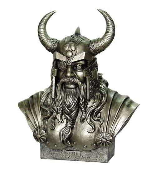Odin King of the Norse Gods Statue by Monte Moore at Scifi Collector,  Scifi Toys, Collectibles, Games | Movies, TV, Marvel, Star Wars, Star Trek, Firefly