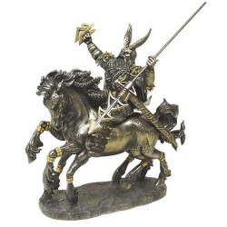 Odin on Horseback Norse God Bronze Statue Scifi Collector  Scifi Toys, Collectibles, Games | Movies, TV, Marvel, Star Wars, Star Trek, Firefly