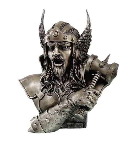 Thor, God of Thunder Norse Statue at Scifi Collector,  Scifi Toys, Collectibles, Games | Movies, TV, Marvel, Star Wars, Star Trek, Firefly