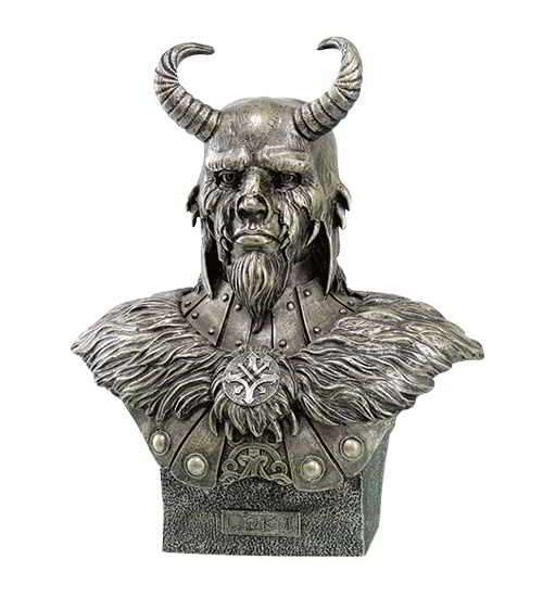Loki, God of Fire Norse Statue at Scifi Collector,  Scifi Toys, Collectibles, Games | Movies, TV, Marvel, Star Wars, Star Trek, Firefly