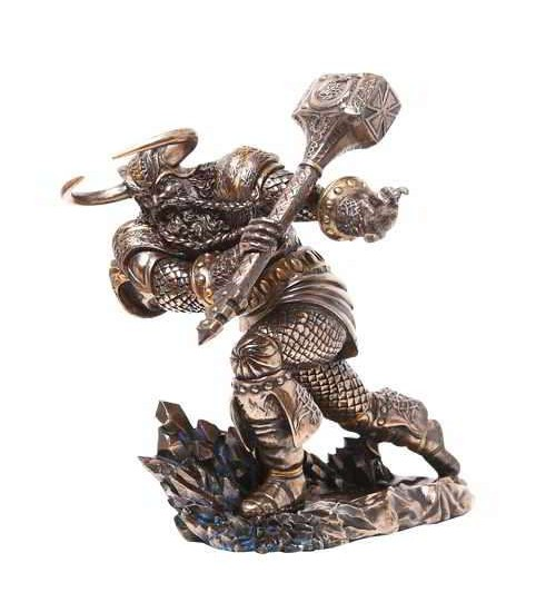 Thor, Norse God Attacking with Hammer Statue at Scifi Collector,  Scifi Toys, Collectibles, Games | Movies, TV, Marvel, Star Wars, Star Trek, Firefly