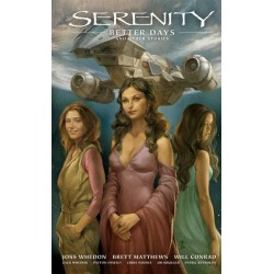 Serenity Volume 2: Better Days and Other Stories  Scifi Collector  Scifi Toys, Collectibles, Games | Movies, TV, Marvel, Star Wars, Star Trek, Firefly