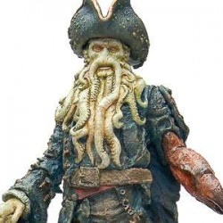 Pirates of the Caribbean: Davy Jones Scene Replica Scifi Collector  Scifi Toys, Collectibles, Games | Movies, TV, Marvel, Star Wars, Star Trek, Firefly