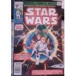 Star Wars issue 1 - 1977 Marvel First Printing, Near Mint