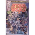 Star Wars issue 2 - 1977 Marvel First Printing, Near Mint