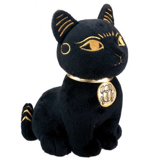 Bast Egyptian Cat Goddess Plushie at Scifi Collector,  Scifi Toys, Collectibles, Games | Movies, TV, Marvel, Star Wars, Star Trek, Firefly