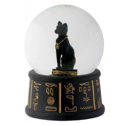 Bastet Egyptian Cat Water Globe Scifi Collector  Scifi Toys, Collectibles, Games | Movies, TV, Marvel, Star Wars, Star Trek, Firefly