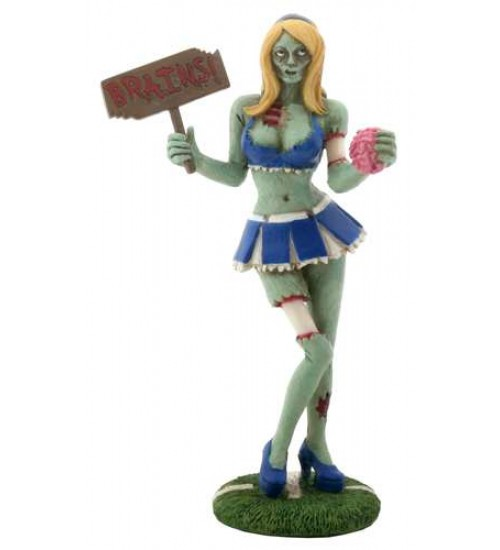 Zombie Cheerleader Statue at Scifi Collector,  Scifi Toys, Collectibles, Games | Movies, TV, Marvel, Star Wars, Star Trek, Firefly
