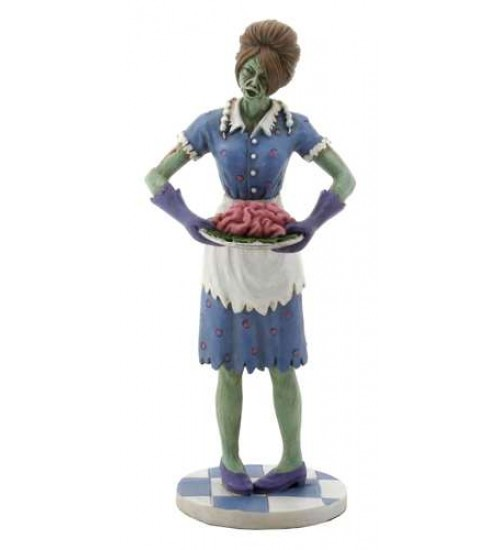 Zombie Housewife Statue at Scifi Collector,  Scifi Toys, Collectibles, Games | Movies, TV, Marvel, Star Wars, Star Trek, Firefly