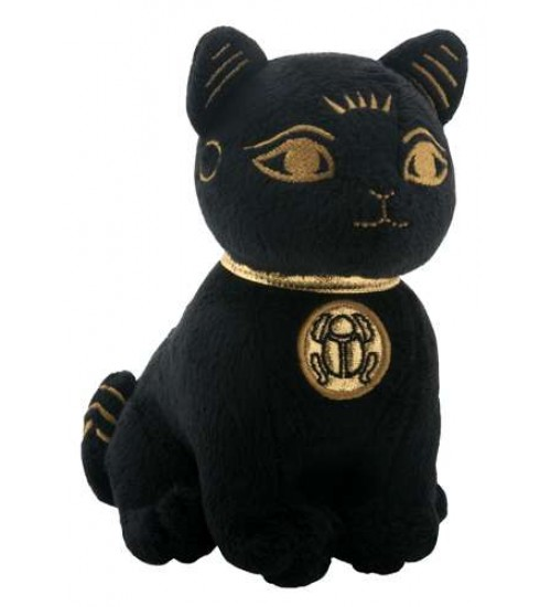 Bast Small Egyptian Cat Plushie at Scifi Collector,  Scifi Toys, Collectibles, Games | Movies, TV, Marvel, Star Wars, Star Trek, Firefly