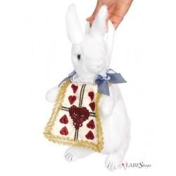 Wonderland Rabbit Plush Purse Scifi Collector  Scifi Toys, Collectibles, Games | Movies, TV, Marvel, Star Wars, Star Trek, Firefly