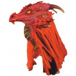 Brimstone Red Dragon Premiere Mask