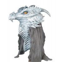 Ancient Frost Dragon Premiere Mask