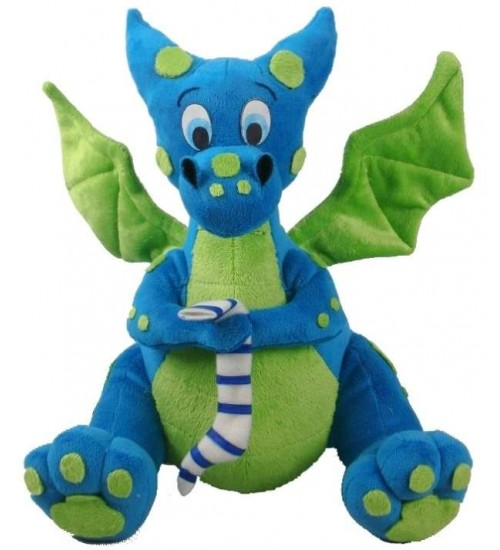 Blue Dragon Plush Toy at Scifi Collector,  Scifi Toys, Collectibles, Games | Movies, TV, Marvel, Star Wars, Star Trek, Firefly