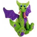 Purple Dragon Plush Toy