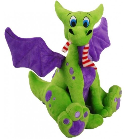 Purple Dragon Plush Toy at Scifi Collector,  Scifi Toys, Collectibles, Games | Movies, TV, Marvel, Star Wars, Star Trek, Firefly