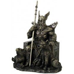 Odin the All-Father Norse God with Wolves Statue Scifi Collector  Scifi Toys, Collectibles, Games | Movies, TV, Marvel, Star Wars, Star Trek, Firefly