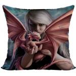 Dragon Kin Pillow Cushion