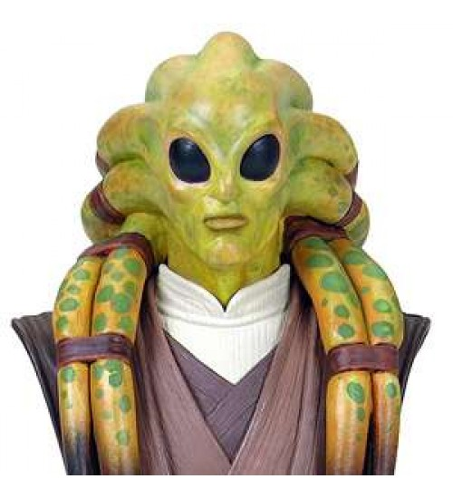 Star Wars: Kit Fisto Classics Mini Bust at Scifi Collector,  Scifi Toys, Collectibles, Games | Movies, TV, Marvel, Star Wars, Star Trek, Firefly