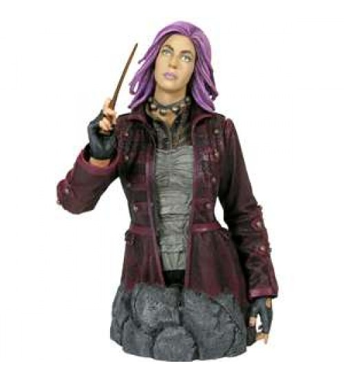 Harry Potter: Nymphadora Tonks Mini Bust at Scifi Collector,  Scifi Toys, Collectibles, Games | Movies, TV, Marvel, Star Wars, Star Trek, Firefly