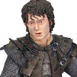 Lord of the Rings: Frodo in Orc Armor Mini Bust