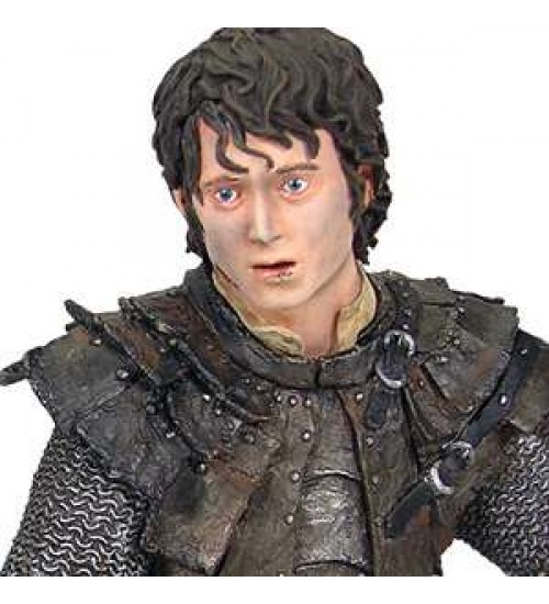 Lord of the Rings: Frodo in Orc Armor Mini Bust at Scifi Collector,  Scifi Toys, Collectibles, Games | Movies, TV, Marvel, Star Wars, Star Trek, Firefly