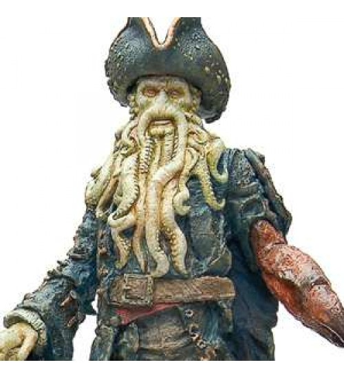 Pirates of the Caribbean: Davy Jones Scene Replica at Scifi Collector,  Scifi Toys, Collectibles, Games | Movies, TV, Marvel, Star Wars, Star Trek, Firefly