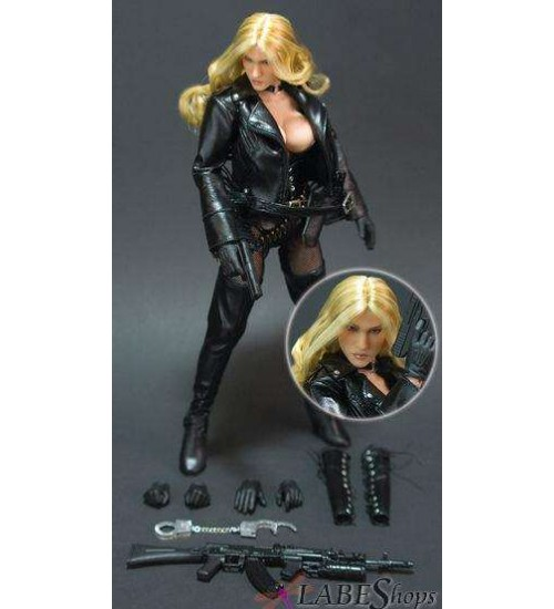 Barb Wire 12 Inch Figure at Scifi Collector,  Scifi Toys, Collectibles, Games | Movies, TV, Marvel, Star Wars, Star Trek, Firefly