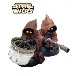 Star Wars: Jawa Mini Bust Set Scifi Collector  Scifi Toys, Collectibles, Games | Movies, TV, Marvel, Star Wars, Star Trek, Firefly