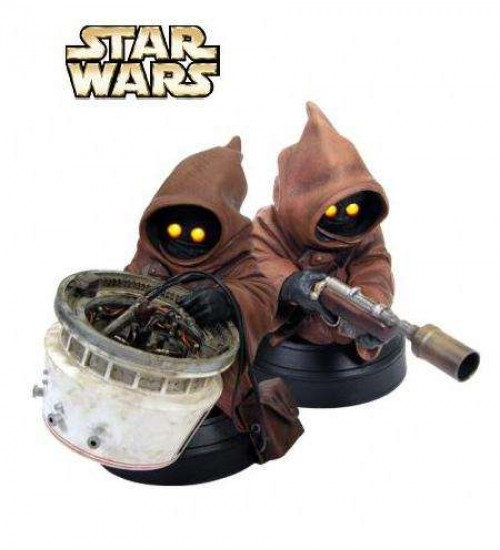 Star Wars: Jawa Mini Bust Set at Scifi Collector,  Scifi Toys, Collectibles, Games | Movies, TV, Marvel, Star Wars, Star Trek, Firefly