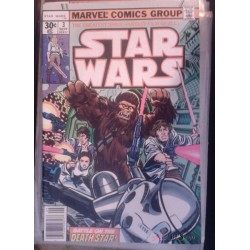 Star Wars issue 3 - 1977 Marvel First Printing, Near Mint Scifi Collector  Scifi Toys, Collectibles, Games | Movies, TV, Marvel, Star Wars, Star Trek, Firefly