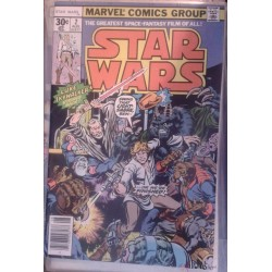 Star Wars issue 2 - 1977 Marvel First Printing, Near Mint Scifi Collector  Scifi Toys, Collectibles, Games | Movies, TV, Marvel, Star Wars, Star Trek, Firefly