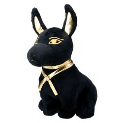 Anubis Egyptian Dog Small Plushie Scifi Collector  Scifi Toys, Collectibles, Games | Movies, TV, Marvel, Star Wars, Star Trek, Firefly