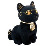 Bast Egyptian Cat Goddess Plushie