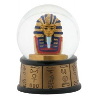 King Tut Water Globe