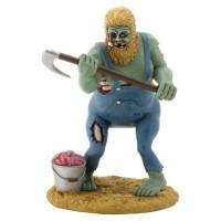 Redneck Zombie Hillbilly Statue