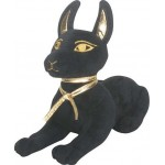 Anubis Egyptian Dog Laying Small Plushie