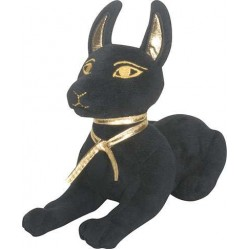 Anubis Egyptian Dog Laying Small Plushie Scifi Collector  Scifi Toys, Collectibles, Games | Movies, TV, Marvel, Star Wars, Star Trek, Firefly