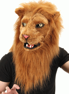Lion Mouth Mover Mask
